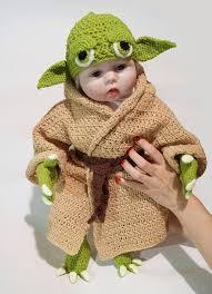 Yoda Halloween Costume Infant Infant Yoda Crochet Costume Pattern Pdf Star Wars Costume
