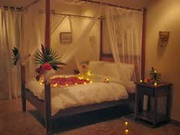 divine wedding bedroom decoration with collection and decorative