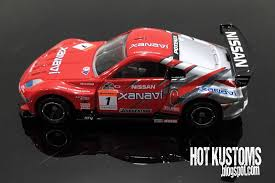 tomica nissan march kustoms mini cars tomica nissan fairlady z xanavi nismo