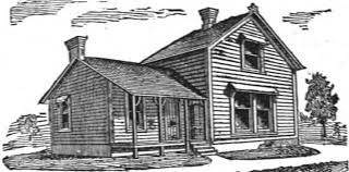 rural house plans 19th century historical tidbits 1895 rural house plans
