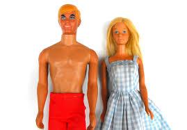 1960s malibu barbie u0026 ken dolls vintage original 1966 1968