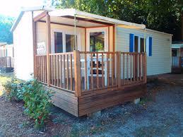 mobil home cottage 4 6 tv clim camping paris est