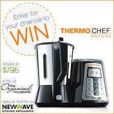 new wave kitchen appliances giveaway thermochef natura from newwave kitchen appliances the
