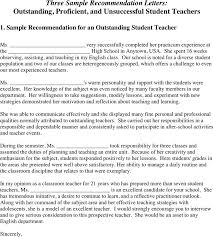 letter of recommendation for teacher download free u0026 premium