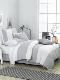 double quilt cover sets adrian quilt grey grey double quilt