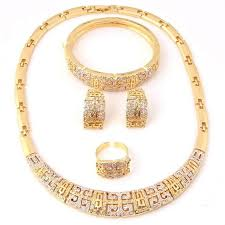gold earrings price in pakistan 2018 wholesale and retail high quality jewelry set dubai
