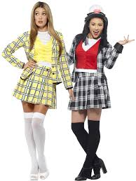 Cher Dionne Clueless Halloween Costume Adults Clueless Costume Ladies Cher Dionne Fancy Dress Tv Film