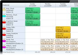 Volunteer Schedule Template Excel Scheduling Software For Ems 911 Ambulance And