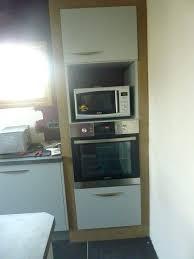 colonne de cuisine pour four encastrable colonne de cuisine pour four encastrable meuble de cuisine pour