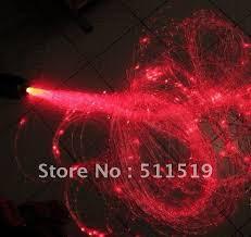 fiber optic light strands fiber optic curtain light with 120pcs twinkle fiber optic light