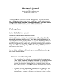 Resume Writer  federal government resume writers  federal resume     soymujer co My Resume  written by me    Ted Perrotti  Professional Resume