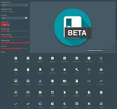 android icon generator android material icon generator uplabs