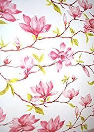 floral tissue paper 20 x 30 floral tissue paper magnolia flower