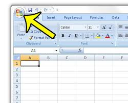 where is the developer tab in excel 2007 live2tech