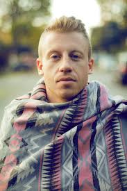 irish hairstyles for men shaved on sides long on top macklemore king of the thrift shop lifestyle pinterest