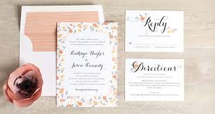 wedding invitations in wedding invitation components