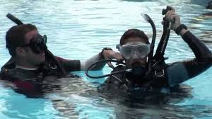 revised padi open water course skills crystal dive resort youtube