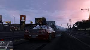 nissan gtr tail lights new tail lights for nissan skyline gt r bnr34 gta5 mods com