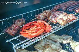 recette cuisine barbecue gaz j ai testé le barbecue à gaz cingaz class 3 wxl parmesan et