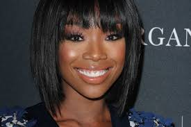 brandy the game hair cut brandy s feeling the sweet sweet blues on her excellent new song