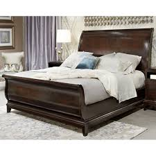 legacy classic furniture 4450 4305k sophia queen bed in espresso