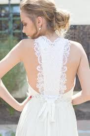 white bridal dress beach wedding dress bridal gown silk chiffon