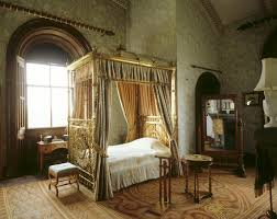 Brass Bedroom Furniture by The Keeps Bedroom Showing The Brass Bed Which Was Ordered For The