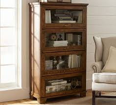 Reclaimed Wood Bookshelf Hatton Reclaimed Wood Bookcase Pottery Barn