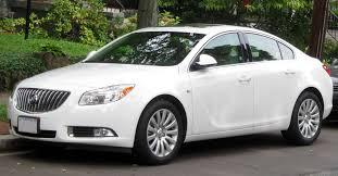 2007 Buick Regal 5 Generation Sedan Pics Specs And News