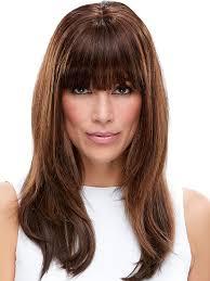 clip on bangs easifringe human hair clip in bangs by easihair hsw wigs