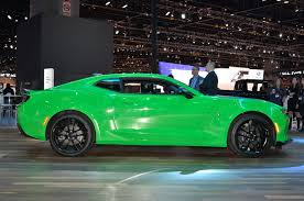 camaro zl1 colors 2017 chevrolet camaro ss 1le v 6 1le revealed for chicago
