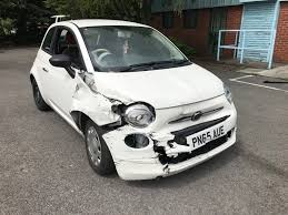 ebay 2015 fiat 500 pop cat d damaged carparts carrepair uk