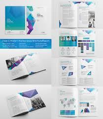 100 adobe indesign tri fold brochure template 1046 best