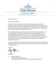 rep cory mason u0027s resignation letter journaltimes com