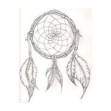 dreamcatcher drawing polyvore