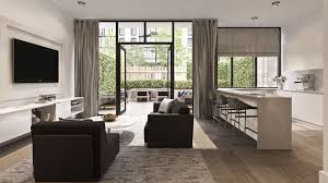 ideas compact living room paints small townhouse interior design