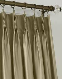 Making Pleated Drapes Stunning Pinch Pleat Drapes For Your House U2013 Goodworksfurniture