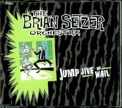 brian setzer jump jive an wail uk cd single cd5 5 164561