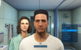 t haircuts from fallout for men unlock all hairstyles at game start at fallout 4 nexus mods and