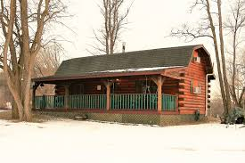 Chalet Homes by Amish Built Chalet Log Cabin For Sale In Wisconsin Log Homes