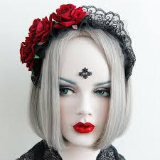 lace headbands vintage black lace headbands women sweet wide hair