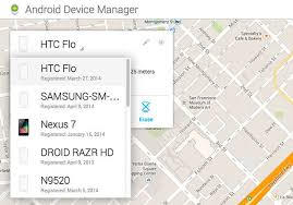 android device manager how to find your lost phone or tablet with android device manager