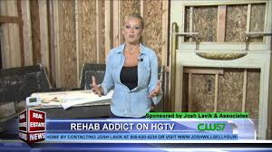Rehab Addict Hgtv by The Real Estate News Nicole Curtis Rehab Addict Youtube