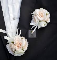 Wrist Corsage Supplies Handmade Artificial Flowers Wedding Flower Arrangements Wedding