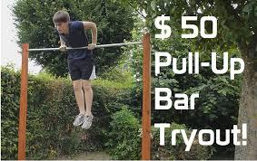 backyard pull up bar outdoor goods