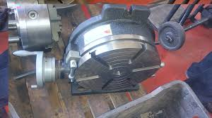 rotary table for milling machine used bridgeport turret milling machine complete with rotary table