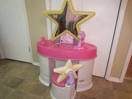 little tikes vanity table little tikes super star vanity west shore langford colwood