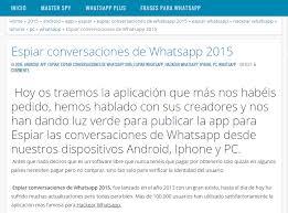 tutorial espiar conversaciones whatsapp hackeando whatsapp tutorial yapa hazlo tu mismo taringa
