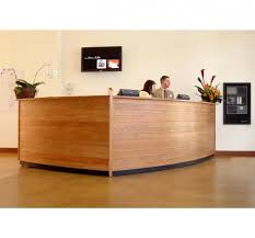 custom made reception desk custom made reception desk by paulus fine furniture custommade com