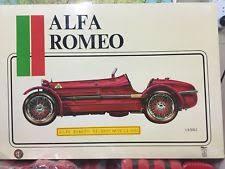alfa romeo red diecast vehicles ebay